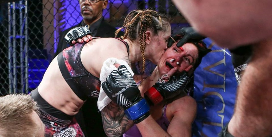 Megan Anderson:  The Most Marketable Woman In Mixed Martial Arts