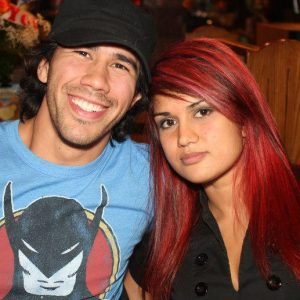 Nicdali Rivera-Calanoc, and husband Travis Calanoc