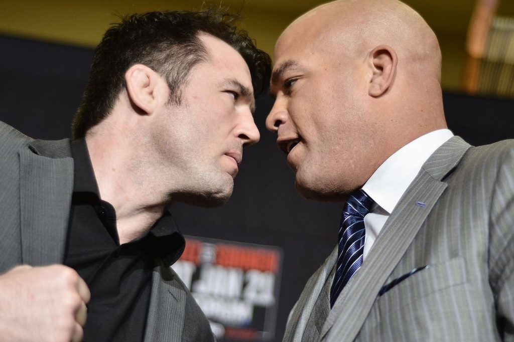 "Spike TV And Bellator Present ""Countdown To Ortiz Vs Sonnen"" On Friday"