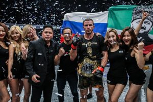 ONE: Quest for Power results: Vitaly Bigdash retains middleweight title
