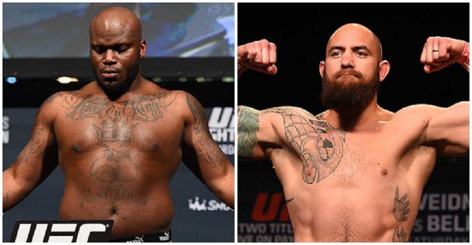 Travis Browne vs Derrick Lewis from UFC 208 to UFC Halifax main event