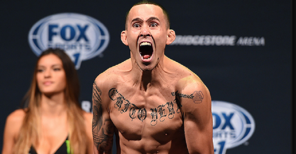 Marlon Vera replaces injured Bryan Caraway against Jimmie Rivera