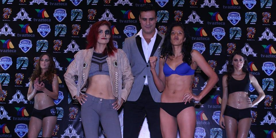 Combate Americas 10 weigh-in results