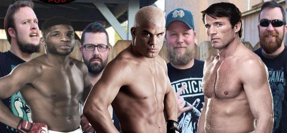 Split Decision MMA Podcast - Bellator 170, Travis Browne leaves Edmond
