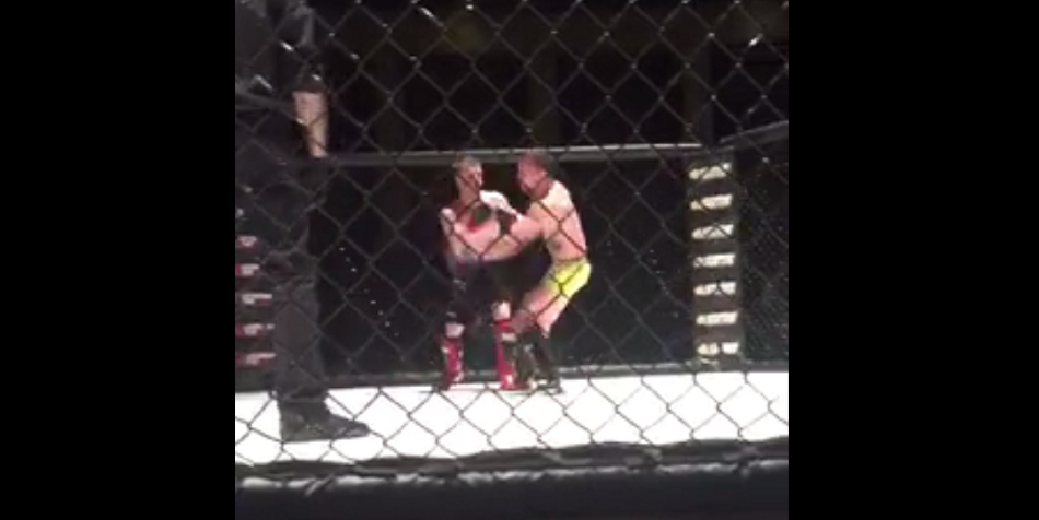 WATCH: Dalton Adams 9-second knockout at Locked in the Cage