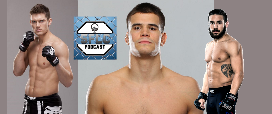 "SFLC 204: Stephen ""Wonderboy"" Thompson, Mickey Gall & Jimmie Rivera"