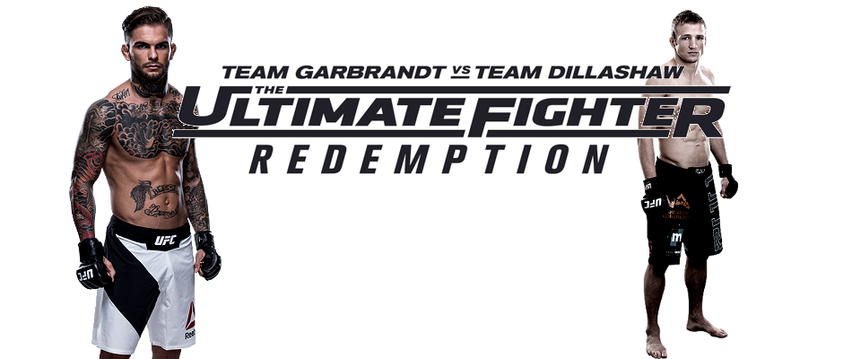 Cody Garbrant, TJ Dillashaw named TUF 25 coaches, starts April 19