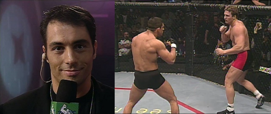 Feb. 7, 1997 - 20 years ago - Joe Rogan, Vitor Belfort launch UFC careers