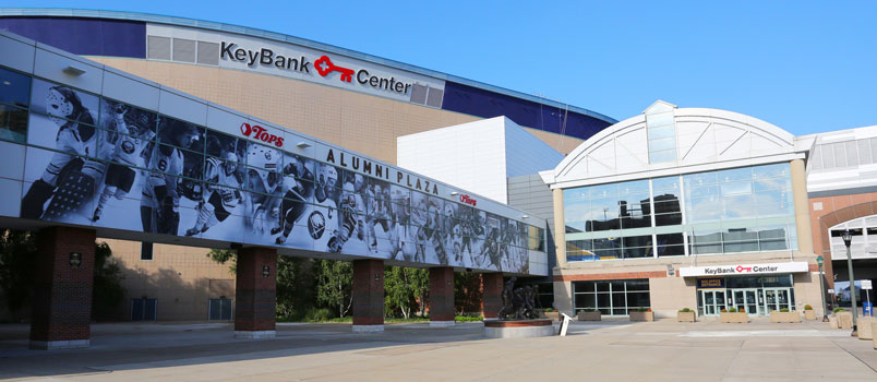 KeyBank Center – Buffalo, New York