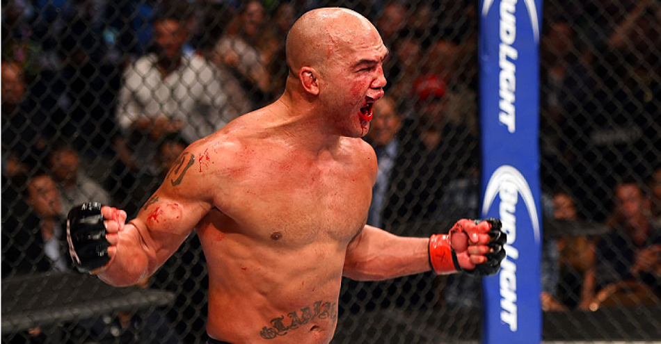 Robbie Lawler leaves American Top Team, in search for new home gym