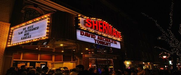 Sherman Theater – Stroudsburg, PA