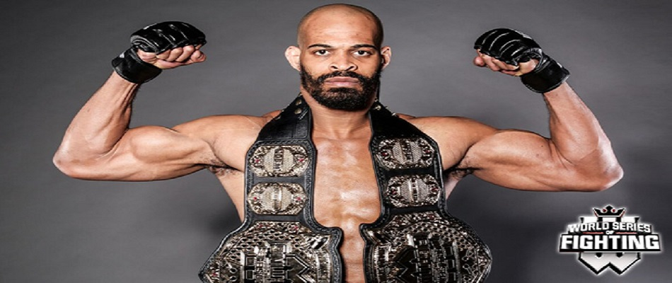 2-division WSOF champ David Branch relinquishes both belts, free agent