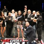 John Gotti, amateur mma rankings