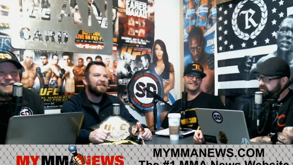Split Decision MMA Podcast:  Dave Madden of MMA Gold, Terry Etim incident, more