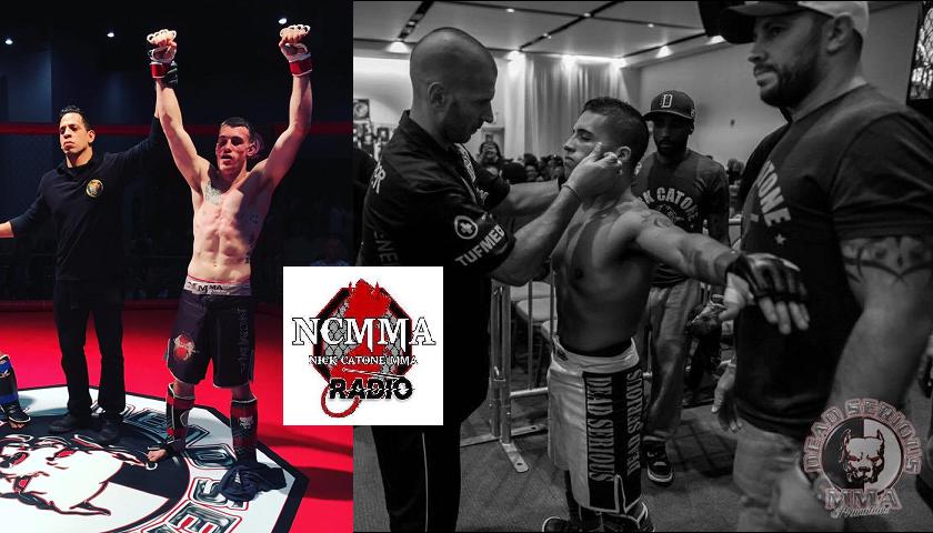 NCMMA fighters Kyle Wehrhahn, Jair Sanchez prepare for Dead Serious 24