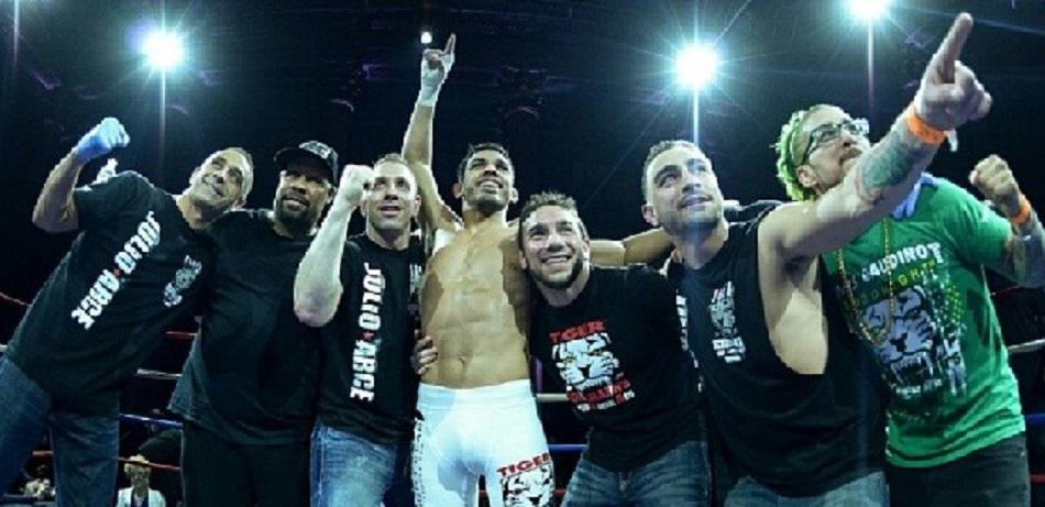 Julio Arce of Tiger Schulman MMA defends his 145 lb title in rematch at Louis Neglia's ROC 58