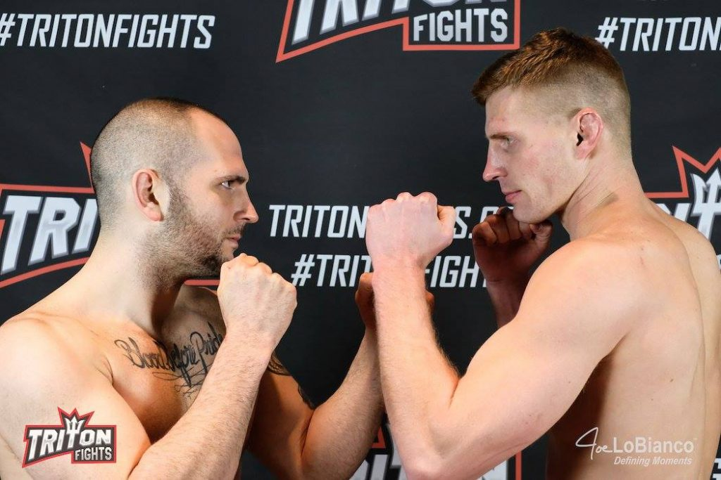 Triton Fights 1 Live Results: Gotti def. Wolter in Main Event