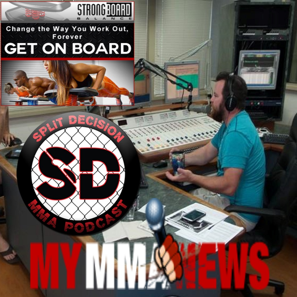 Split Decision MMA Podcast - UFC 208, Romero vs. Bisping social warfare, more