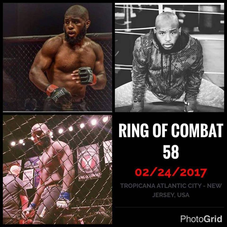 Taj Abdul-Hakim, Ring of Combat