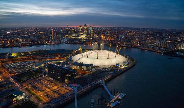 O2 Arena – London, England