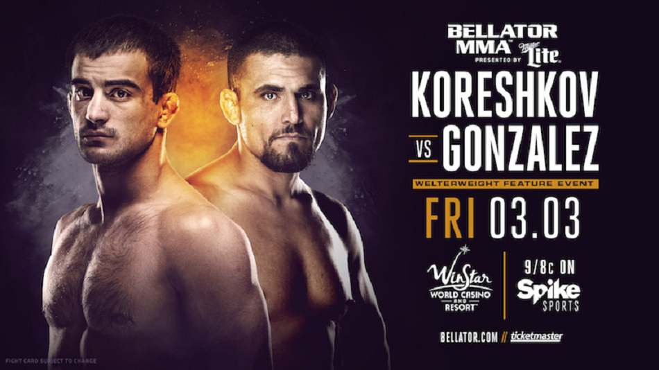 Two Main Card Attractions Added to Bellator 174 on March 3