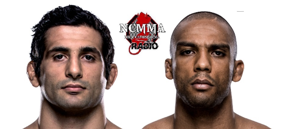 Edson Barboza talks UFC Fight Night Brazil fight with Beneil Dariush