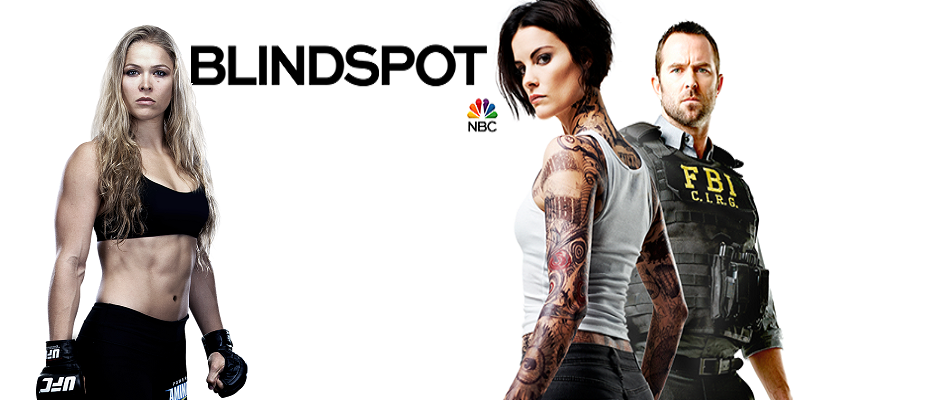 Ronda Rousey plays prison inmate in Blindspot on NBC