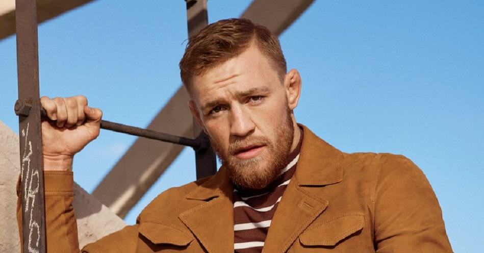 Conor McGregor featured on cover of GQ Style Spring issue