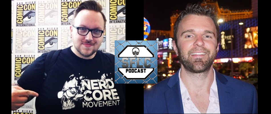 SFLC Podcast: Between the Links - Damon Martin and James Lynch