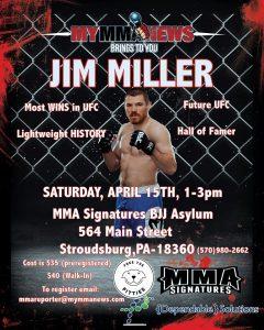 Jim Miller Seminar