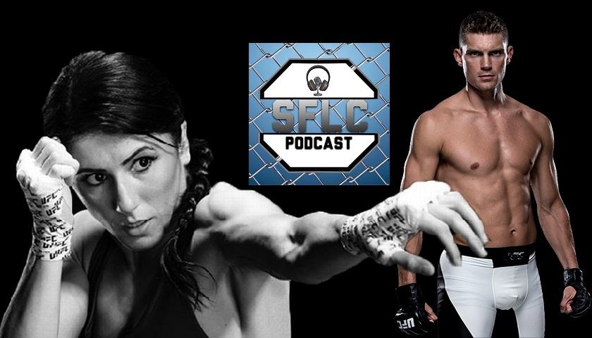 Randa Markos: I'd like to fight Tecia Torres next, Wonderboy talks UFC 209