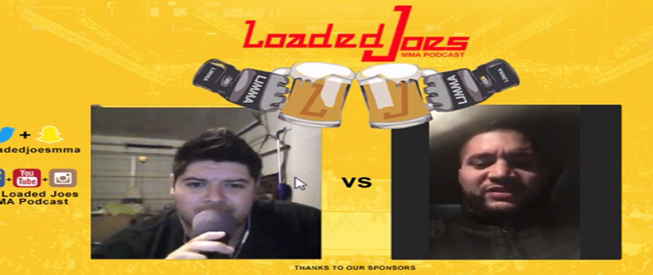 Rick Nuno joins The Loaded Joe's MMA Podcast to talk return to MMA