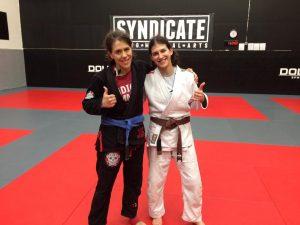 Serena DeJesus (left) and Roxeanne Modafferi (right)
