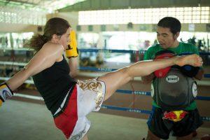 Serena DeJesus - Training in Thailand