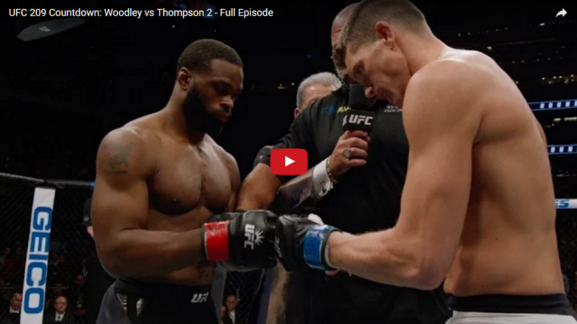 UFC 209 Countdown: Woodley vs Thompson 2 - Full Episode