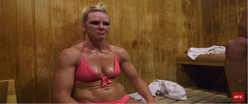 Holly Holm - UFC Embedded - UFC 208