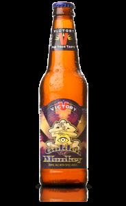 Victory Golden Monkey beer