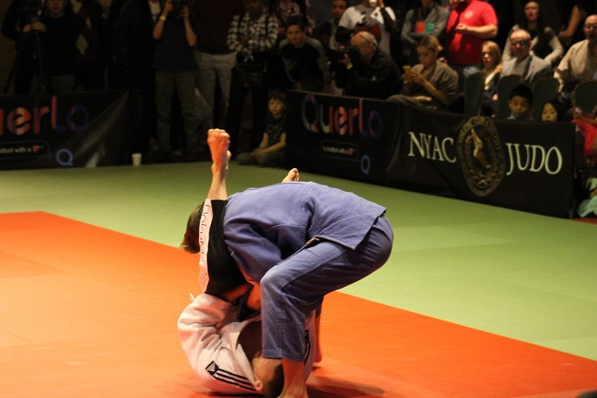 New York Open Judo Championship - Photo by Kerry Stellar