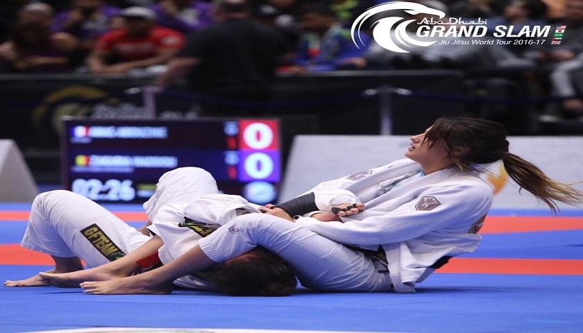 Abu Dhabi Grand Slam | London | The elite of Jiu-Jitsu descended at the packed Excel London Arena