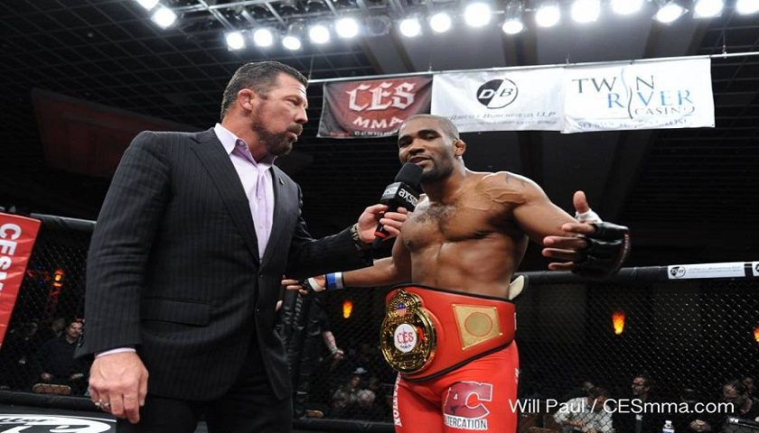 "Chris Curtis: ""I'm Going To Give Wilfredo Santiago Trouble"""