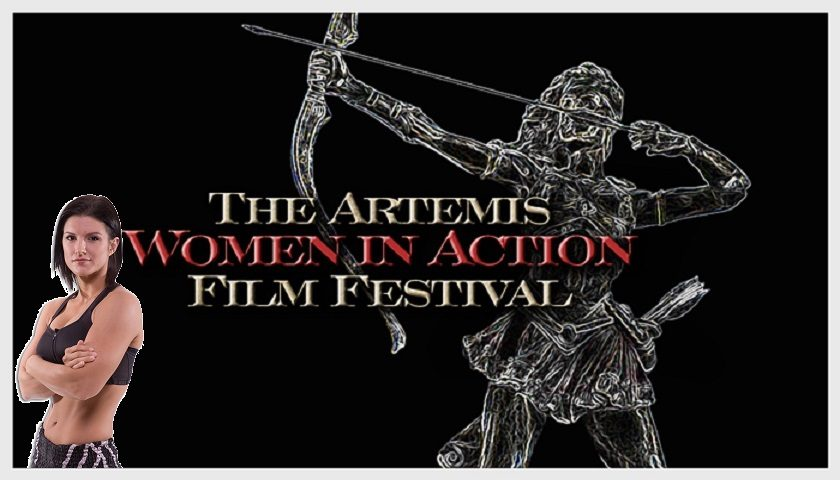 Gina Carano to be honored at Artemis Women in Action Film Festival