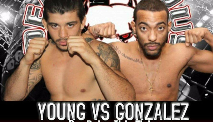 Carroll's Corner MMA Podcast: Luis Gonzalez Interview