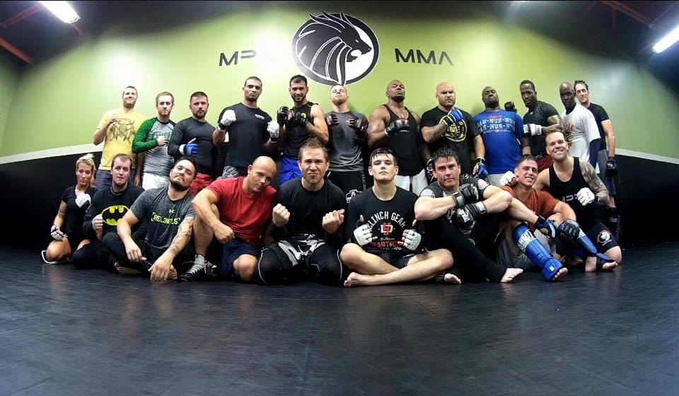 MPR Endurance MMA ...Get your Sambo on and a whole lot more