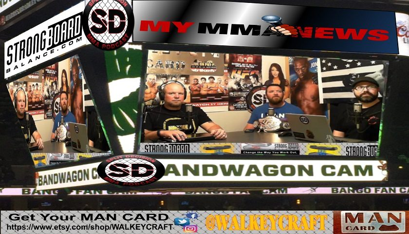 Split Decision MMA Podcast:  Cormier mad, Rothwell flagged, UFC Fight Night 106