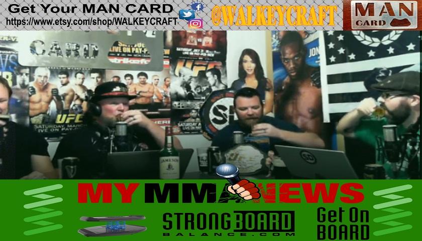 Split Decision MMA Podcast: UFC releases more fighters, Matt Hughes comeback