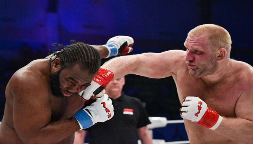 Top Russian heavyweight Sergei Kharitonov Commits to fighting on M-1 Challenge 80 card
