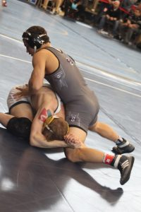 Tyler DeLorenzo, East Stroudsburg Wrestling