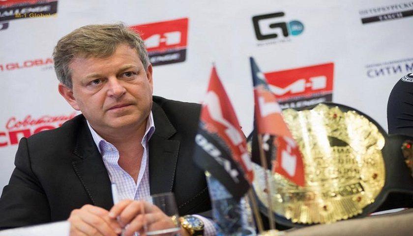 M-1 Global president Vadim Finkelchtein details busy months ahead