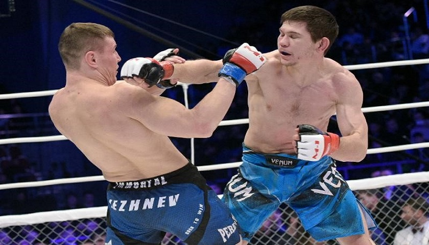 Alexey Nevzorov & Movsar Evloev to fight for Interim M-1 Challenge bantamweight title