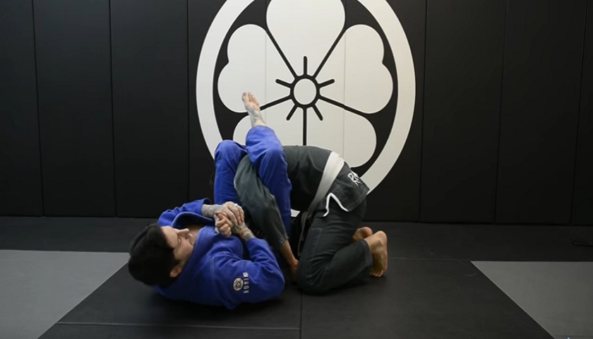 Technique of the Week - Armbar from the Guard